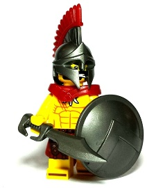 Ancient Greece Custom Lego Weapons