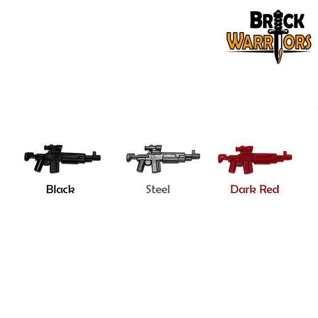Custom LEGO Gun Highlight - Enhanced Warrior Rifle
