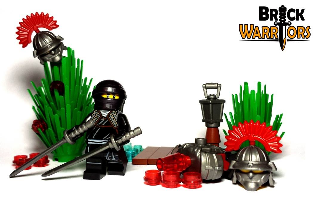 Easy New Custom Lego Samurai Accessories Revealed