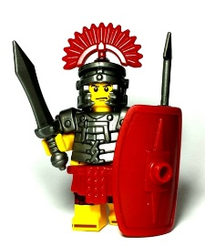 Roman Custom Lego Weapons
