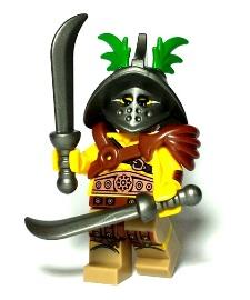 Thraex Custom Lego Weapons