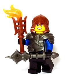 Cleric Custom Lego Weapons
