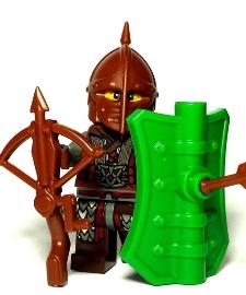 Crossbowman Custom Lego Weapons