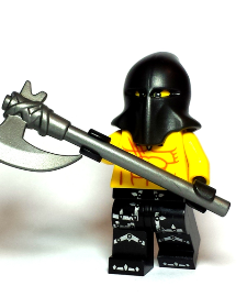 Executioner Custom Lego Weapons