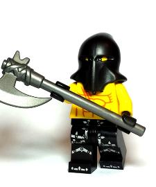 Executioner Custom Lego Weapons