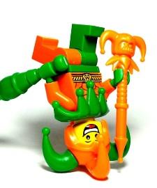 Jester Custom Lego Weapons
