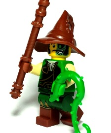 Wizard Custom Lego Weapons