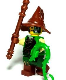 Wizard Custom Lego Weapons