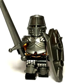 Knight Custom Lego Weapons