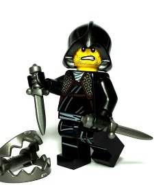 Rogue Custom Lego Weapons