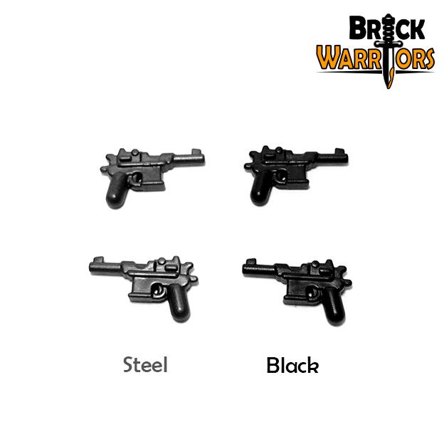 Custom LEGO Gun Highlight - WW2 Semi-Auto Pistol