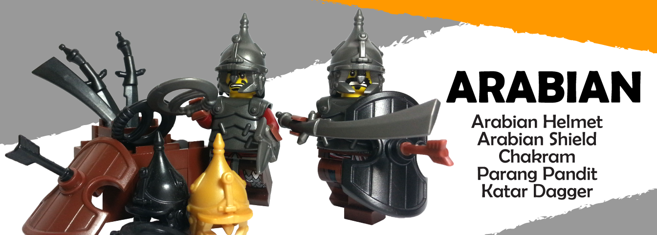 LEGO, Custom LEGO Accessories