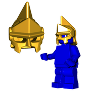 Minifigure Helmet - Celestial Crown