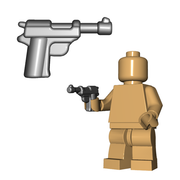 Minifigure Gun - German 38