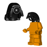 Minifigure Head - Android Head