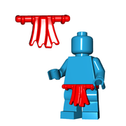 Minifigure Clothing - Loincloth