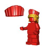 Minifigure Plume - Philistine Plume