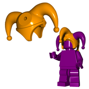 Minifigure Hat - Jester Hat