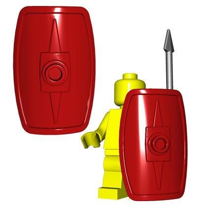 Minifigure Shield - Scutum