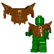 Minifigure Armor - Lizardman Armor