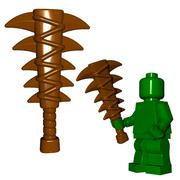 Minifigure Weapon - Lizardman Sword