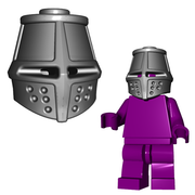 Minifigure Helmet - Great Helm