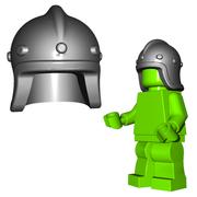 Minifigure Helmet - Archer Helm