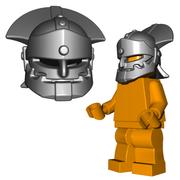 Minifigure Helmet - Digger Helmet