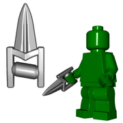 Minifigure Weapon - Katar Dagger