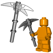 Minifigure Weapon - Digger Pickaxe
