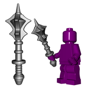 Minifigure Weapon - Flanged Mace
