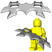 Minifigure Weapon - Wing Blade