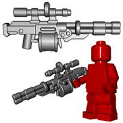 Minifigure Gun - Auto Sniper