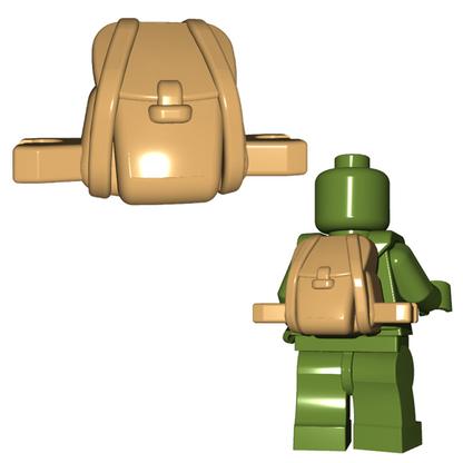 Minifigure Accessory - Rucksack