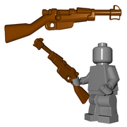 Minifigure Gun - Italian Rifle