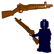 Minifigure Gun - French Rifle