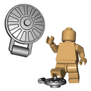 Minifigure Explosives - Land Mine