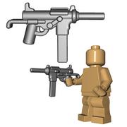 Minifigure Gun - Grease Gun