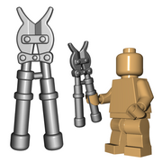 Minifigure Accessory - Wire Cutters