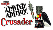 Custom LEGO® Minifigure - Crusader