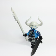 Custom LEGO® Minifigure - Frost King