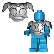 Minifigure Armor - Resistance Trooper Armor