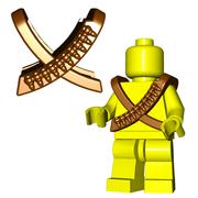 Minifigure Armor - Bandolier