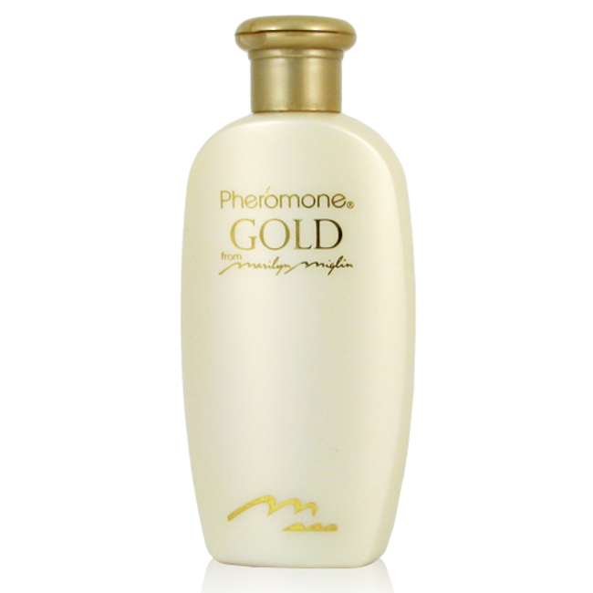 Pheromone Gold Liquid Silk 8 oz