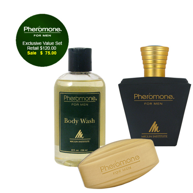 "Pheromone For Men "" Must Have"" Gift Set"