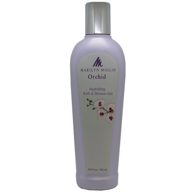 Orchid Hydrating Bath & Shower Gel 6.6 oz