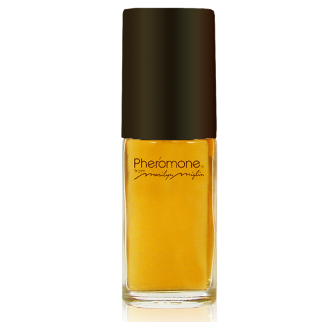 Pheromone Eau De Parfum 1 oz  Spray - Travel Size with Black Cap