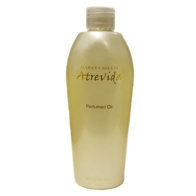 Atrevida Perfumed Oil 8 oz