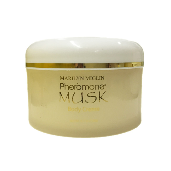 Pheromone Musk Body Creme 6.7 oz