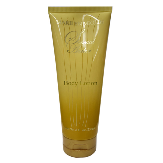 Sensual Amber Body Lotion 8 oz